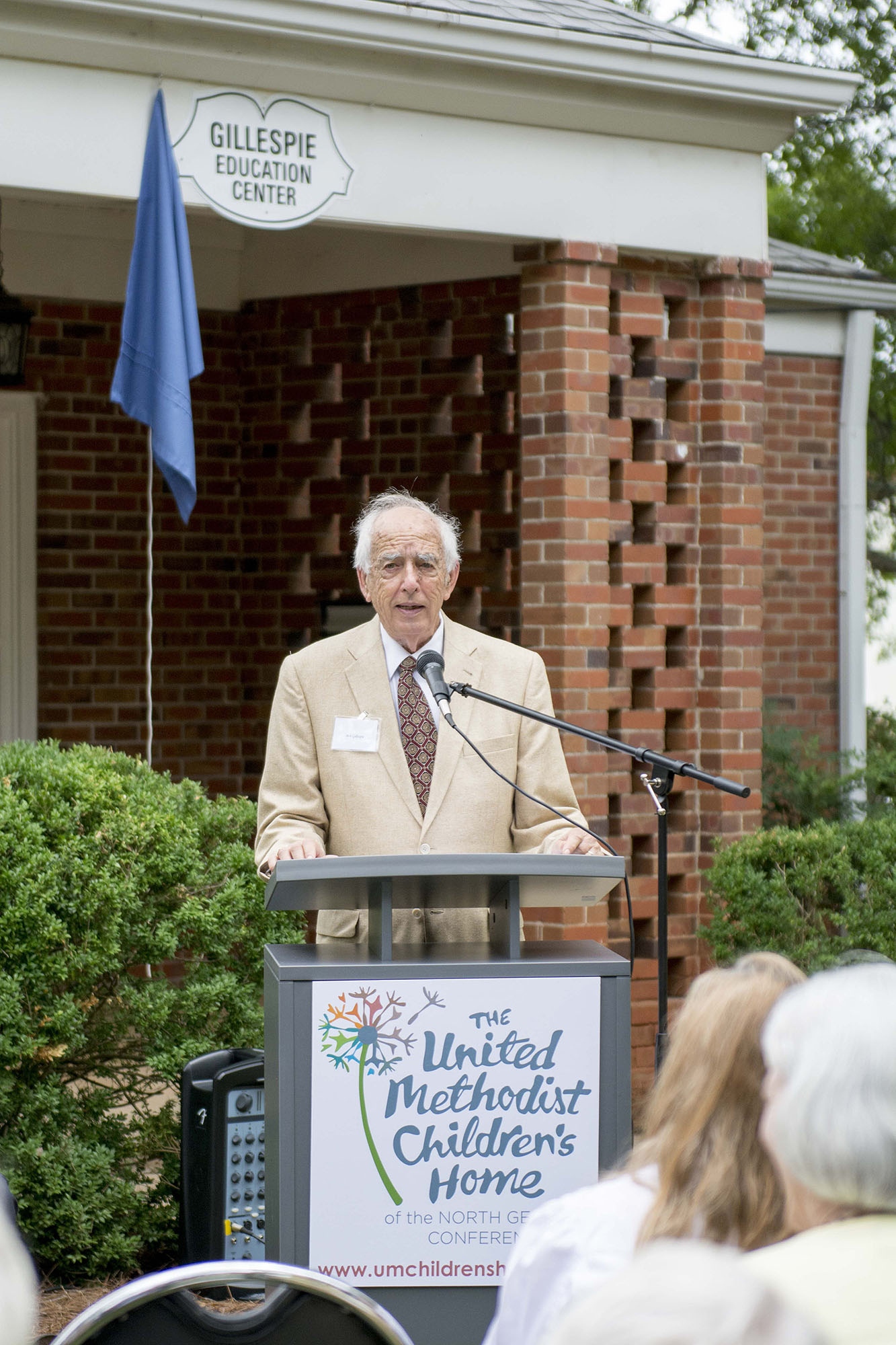 NGUMC: United Methodist Children's Home Honors Rev. Bob ...