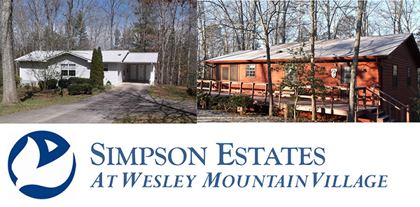 ngumc simpson estates named at wesley mountain village rh ngumc org